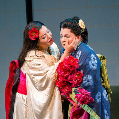 Synopsis Madama Butterfly